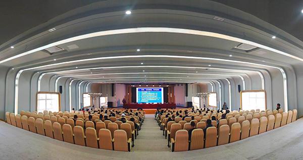 爵士龙扩声系统应用于天台县平桥中心小学
