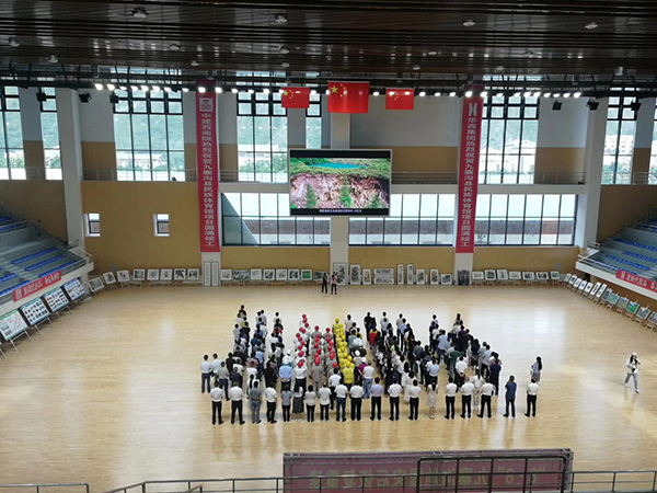 JSL爵士龙九寨沟县民族体育馆工程案例