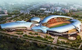 锡林郭勒体育场馆音箱设备工程案例