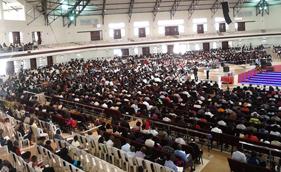 肯尼亚国家基督大教堂--爵士龙专业音响案例