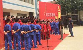 爵士龙案例-济南技师学校