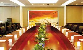 爵士龙案例-中国银行呼和浩特支行会议室