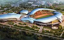 线阵音箱 锡林浩特大型体育场工程案例