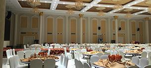 南京线阵音响在宴会厅中绽放光彩