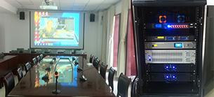 爵士龙会议音响系统-甘肃陇南财政会议室