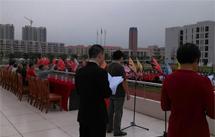 爵士龙专业音响舞动大旺中学校运会