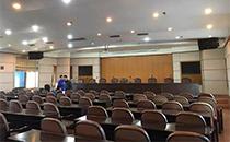 【四川】会议室音响系统 乐山市政府会议室