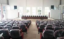 爵士龙多功能厅音响设备被四川高校采用