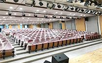 专业音响设备安家陕西延安新区二中【爵士龙】