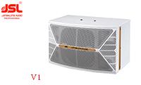 15-25平K房 专业KTV音响系统配置(卡包音箱系列V1)