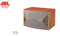 15-25平K房 专业KTV音响系统配置(卡包音箱系列V3)