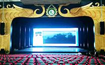 舞台音响系统入驻西双版纳大剧院