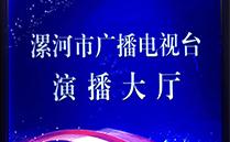 线阵专业舞台音响系统助力漯河市广播电视台演播大厅