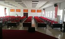 爵士龙音响进驻内蒙古阿拉善盟电业局 打造报告厅扩声系统
