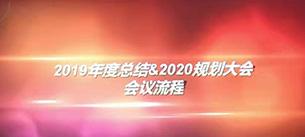 2019年万昌音响公司年终总结大会圆满落幕