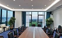 爵士龙音响CX会议系列应用于广州红谷首创集团会议室-广东万昌
