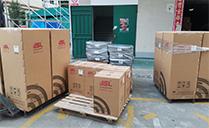 JSL爵士龙专业音响设备成功发往黑龙江鸡西市虎林文广局