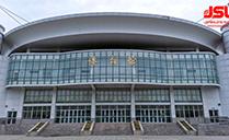 如何把老体育馆改造成标准馆?爵士龙成功助力焦作一中体育馆改造!