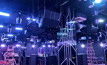 万昌ACAIF高效助力泉州疯狂熊猫酒吧,打造顶级视听体验!