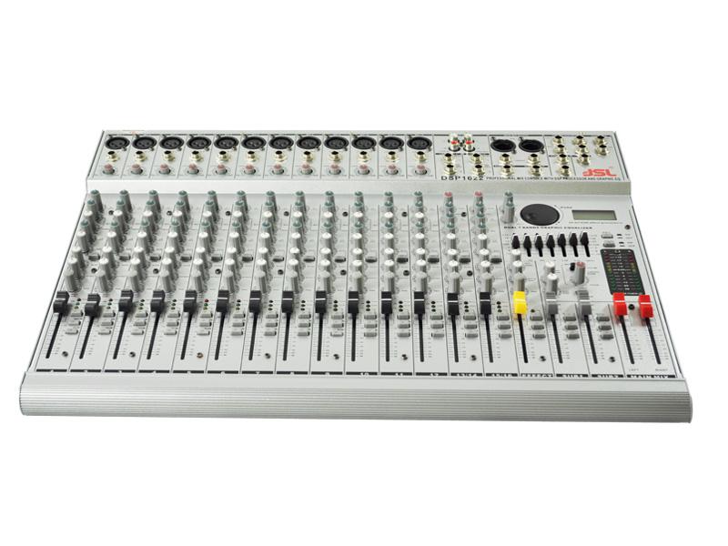 爵士龙专业音响 调音台 DSP-1622