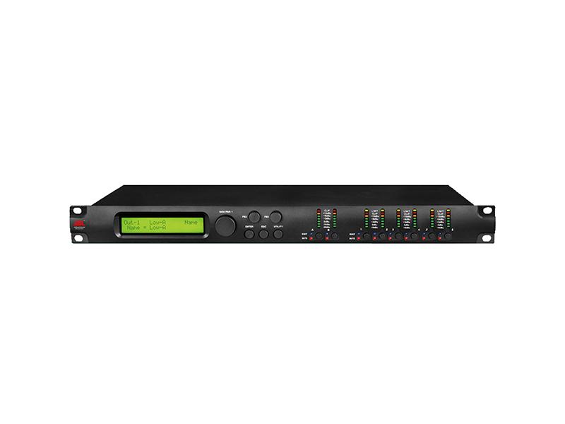 爵士龙音响 数字处理器DPA260A