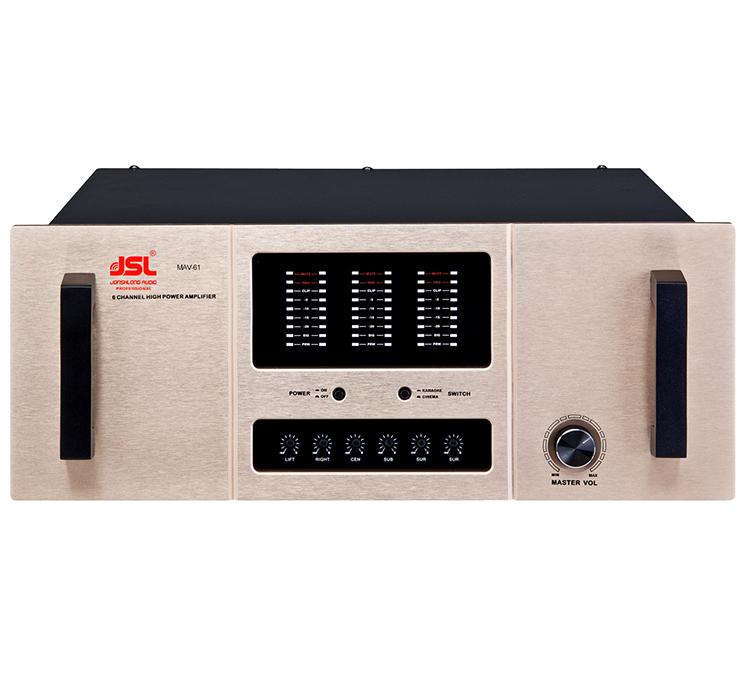 爵士龙专业功放 MAV系列功放  MAV-61
