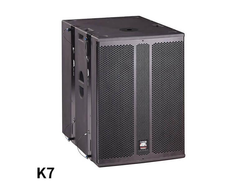 爵士龙专业音响-线阵系列K7