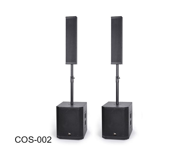 爵士龙专业音响COS-002