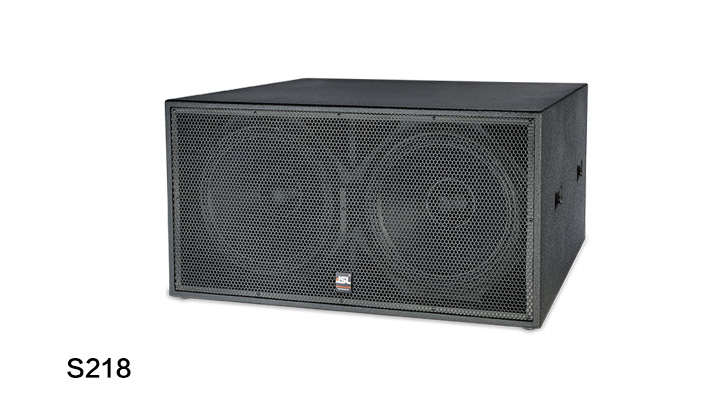 爵士龙专业音响 超低音音箱 S-218