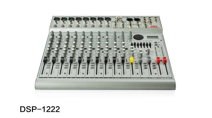 爵士龙专业音响 调音台 DSP-1222