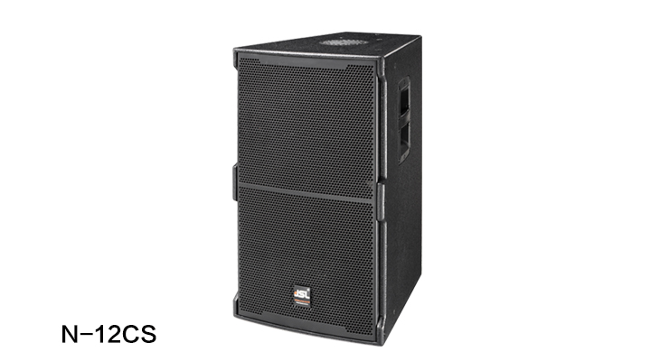 爵士龙专业音响 数字有源音箱 N-12 CS