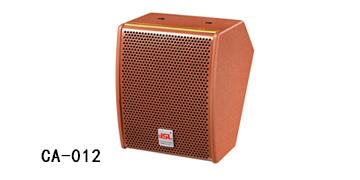 爵士龙专业音响 CA系列音箱 CA-012