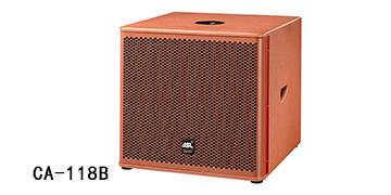爵士龙专业音响 CA系列音箱 CA-118B
