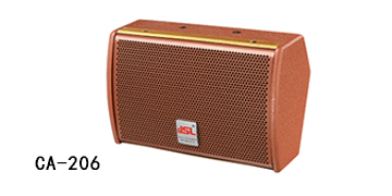 爵士龙专业音响 CA系列音箱 CA-206