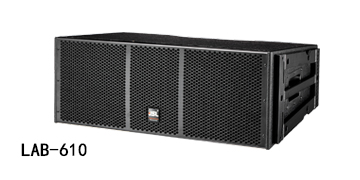 爵士龙专业音响 LAB线阵系列 LAB-610