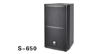 爵士龙KTV音响 S系列音箱 S-650