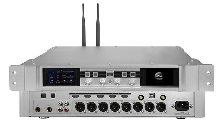 爵士龙数字效果器TD-710
