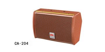 爵士龙专业音响 CA系列音箱 CA-204