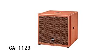 爵士龙专业音响 CA系列音箱 CA-112B