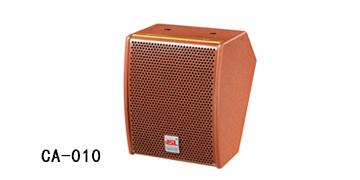 爵士龙专业音响 CA系列音箱 CA-010