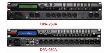 爵士龙舞台音响 DPA系列数字处理器