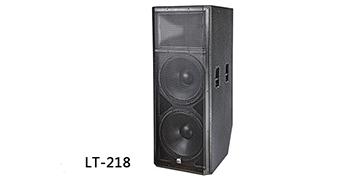 爵士龙舞台音响 LT系列音箱 LT-218