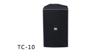 爵士龙专业音响-多功能音箱系列 TC-10
