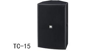 爵士龙专业音响-多功能音箱系列 TC-15