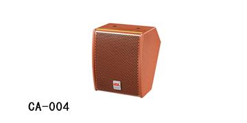 爵士龙专业音响 CA系列音箱 CA-004
