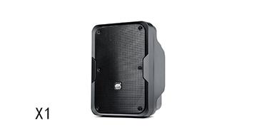爵士龙有源便携式音箱 X1