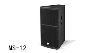 爵士龙专业音响 MS系列音箱 MS-12