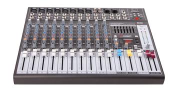爵士龙音响专业音响调音台ME122A