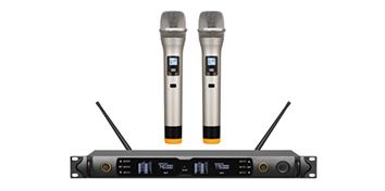 爵士龙音响专业音响专业无线手持话筒980A