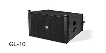 爵士龙专业音响 GL线阵系列 GL-10
